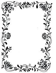 Paper Border Designs Doeat Co