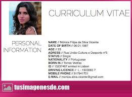 Imagenes De Modelos De Curriculum Vitae Imagenes