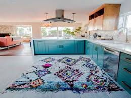 bohemian home decor a bohemian rug can help you to plete your from mint green kitchen