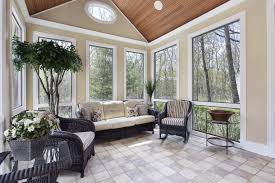 Best Colors For Sunrooms Inside Upscale Sunroo 45576