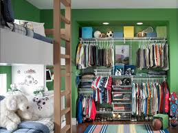 Storage For Bedrooms Without Closets Plan A Small Space Nursery Hgtv