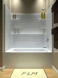 drop in tub shower combo outstanding drop in bathtub with shower drop in tub shower combo