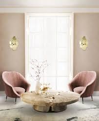 feminine furniture. blush pink pair of chairs modern feminine living room sitting area ideas furniture c