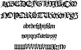 black letter font blackletter font by hplhs prop fonts fontriver