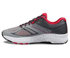 guide 10 running shoe silver berry