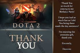 novel concept designs dota 2 video game birthday party