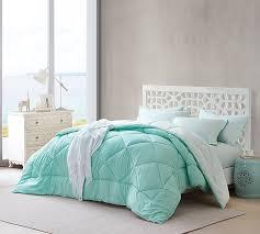 Image Green Yuccahint Of Mint Queen Comforter Oversized Queen Xl Bedding Byourbed Top Queen Bedding Comforter Set Hint Of Mint Yucca Bedding Sets