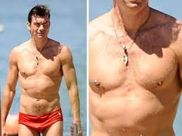 Jerry O'Connell Feels the Need for Speedo