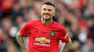 "David Beckham: ""My dream job? England ..."