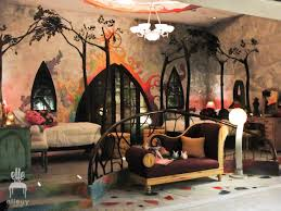 Amazing A Super Whimsical Girlsu0027 Bedroom. Alice In The Wonderland Inspired With A  Touch Of Goth. All The Finishes In This Space Are So Fun And Creative!