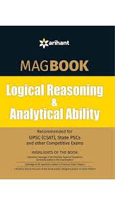 buy magbook series logical reasoning analytical ability book at magbook series logical reasoning analytical ability