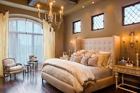 modern beds design for simple bedroom decorating ideas with best lighting above unique small drawer decoration and dark wood flooring decor