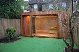 Small Picture yourgardenroomcouk Contemporary Garden Shed and Building
