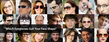 what frames suit your face shape
