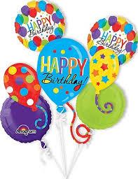 Bash Birthday Balloon Bouquet