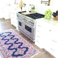 L Wool Rug For Kitchen Bohemian Runner Area
