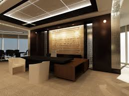 f charming office reception interior design inspiration with black and brown walnut wood desk plus cream arm chairs on soft shag area rug 1600x1200 black shag rug home office