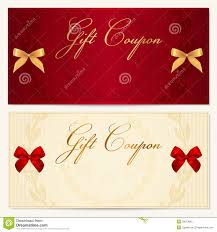 best photos of gift bow template printable gift coupon printable gift coupon template