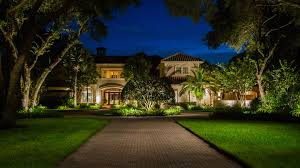house award winning architectural landscape lighting designs
