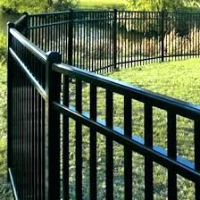Black vinyl fence Rosewood Black Vinyl Fence Get An Instant Quote Link Parts Coated Gate Fencing Green Chain Balusters How Popular Is Vinyl Fencing Outdoor Decorations Vinyl Chain Link Fence White Fencing Black Coated Home Depot Green