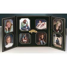 large senior photo portfolio holds 8 photos