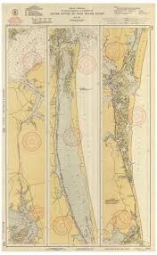 Neuse River Depth Chart Neuse River New River Inlet 1937 Map Old Nautical Chart North Carolina Reprint Ac Harbors 833