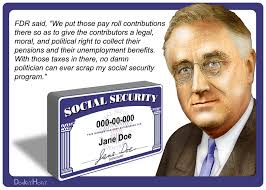 Fdr Quotes Awesome FDR Quote On Social Security Luther Gulick Memorandum Re Flickr