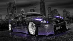 nissan skyline r32 tuning jdm crystal city car