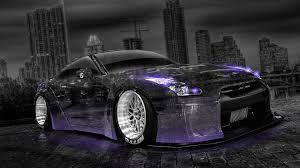nissan skyline r32 tuning jdm crystal city car