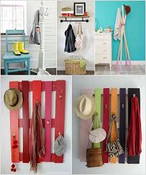 give your mudroom a new look by updating the coat rack and for that you don t have to make a big expense thanks to the lots of diy ideas available