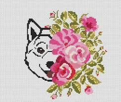 Floral Cross Stitch Patterns Best Ideas