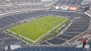 Lincoln Financial Field Section 218 Philadelphia Eagles