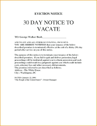 two weeks tenant notice letter exle er to vacate day template 30 landlord california intent te notice to e