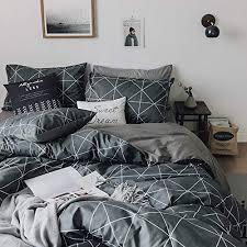bedding sets grey