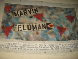 Reflections from our Jewish Civil Rights Journey: Names Project ... & The first panel was made for Marvin Feldman who died in 1986. We just  visited the Names Project ... Adamdwight.com