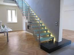 staircase lighting design. Linear-staircases-glass-steps-linear-staircase-with-lights- Staircase Lighting Design I