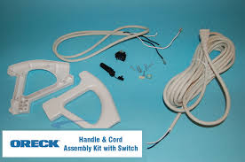 oreck 097561201 vacuum cord and handle assembly kit