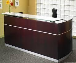 office furniture reception desk counter. Mayline Napoli Office Furniture Office Furniture Reception Desk Counter R