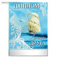 Диплом другу в Петропавловске Сравнить цены купить  Диплом Лучший друг