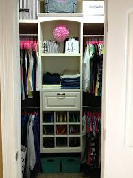 Small Bedroom Closet Organization Ideas Awesome Ideas