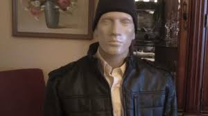 perry ellis faux leather jacket series 1 1 mov