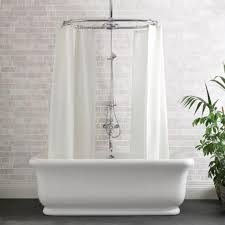 when the imperial system was in use the standard bath size in the uk was 5 6 in length with the introduction of the metric system the cur standard