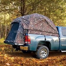 Napier Outdoors Sportz Camo Truck Tent - Regular