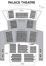 Palais Theatre Orchestra Seating Chart 2019