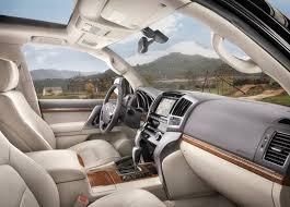 Toyota Land Cruiser interior gallery. MoiBibiki #11