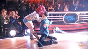 DWTS Contestants Bonner Bolton And Sharna Burgess Spark Dating.