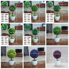 2018 indoor plants decoration simulation small bonsai plants artificial flower potted bonsai home wedding party decoration118 from yigu001 20 37 dhgate