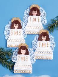 Free Plastic Canvas Christmas Patterns Best Inspiration Ideas