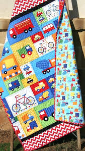 Toddler Boy Quilts Toddler Boy Quilt Cover Toddler Boy Full ... & Toddler Boy Quilts Toddler Boy Quilt Cover Toddler Boy Full Comforter Sets  Vehicle Baby Boy Quilt Adamdwight.com