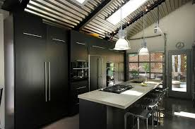 Modern kitchen ideas 2017 Narrow Metro Eve Latest Modern Kitchen Decorating Ideas 2017